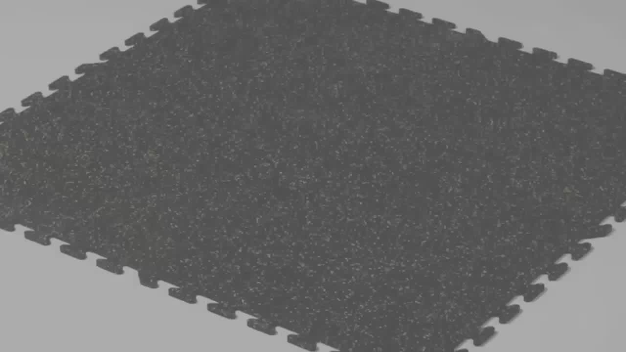 Ez Flex Rubber Tiles - Video Gallery