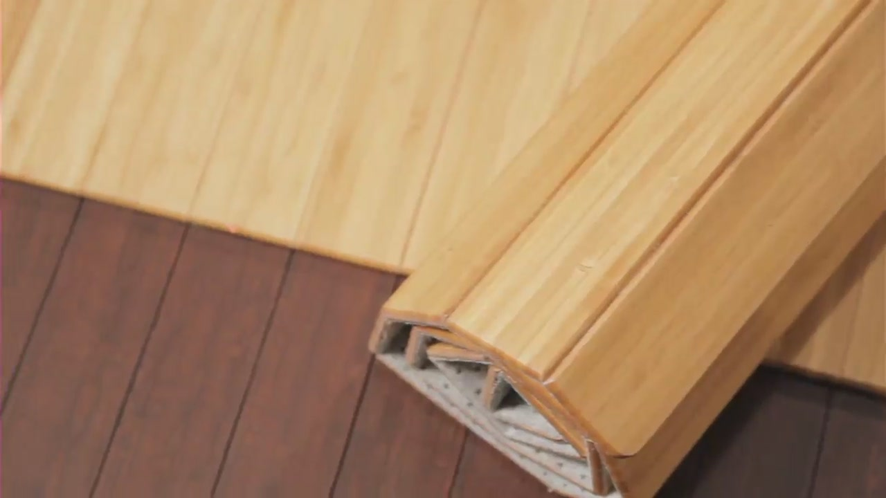 Office Mats For Chairs 11237428 anji mountain bamboo office chair mats - video gallery