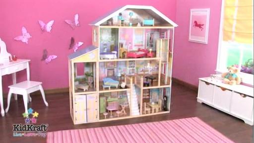 Majestic Mansion Raquo Kidkraft Toys Video Gallery