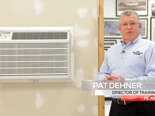 Air Conditioner Installation: True Wall Fit