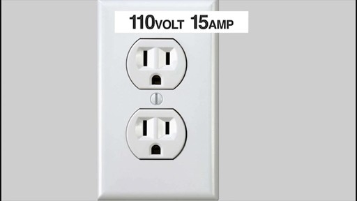 normal 20 amp receptacle wiring