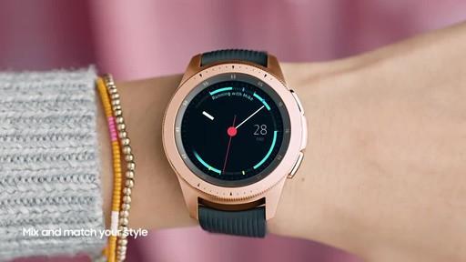 Samsung Galaxy Watch Smartwatch 42mm Bluetooth - Midnight Black