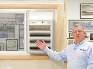 Air Conditioner Installation Types: Sliding Windows