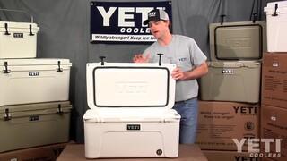 YETI Tundra 65 Cooler - Desert Tan