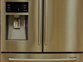 Refrigerators: Ice and Water Dispensers