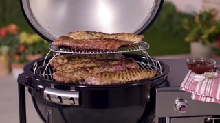 Weber Summit Charcoal Holzkohlegrill : How to grill over direct heat on your summit charcoal grill