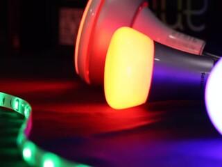 Smart LED Lighting with Philips HUE