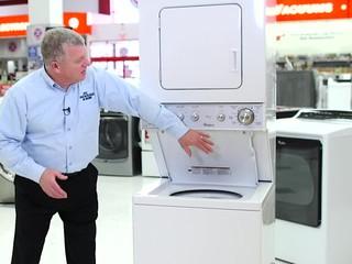 Washers: Laundry Centers