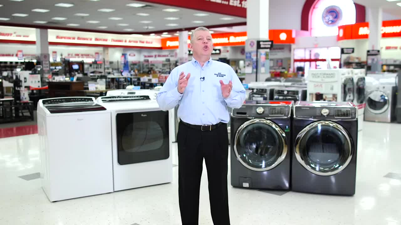 Options for Apartment-Sized Washers and Dryers | PCRichard.com