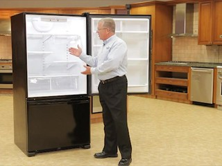 Refrigerators: Top Mount & Bottom Mount