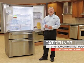 Refrigerators: Deli Drawers