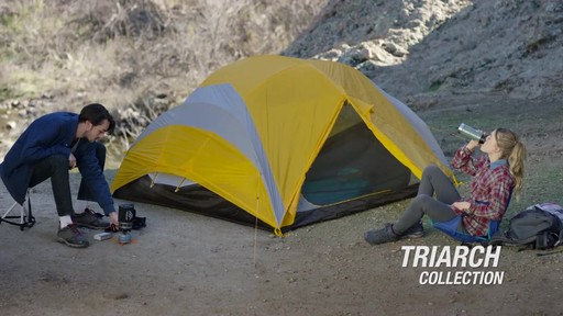 & THE NORTH FACE Triarch Tent » Eastern Mountain Sports