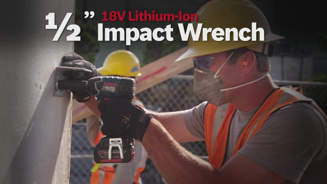 protect you when using impact wrench