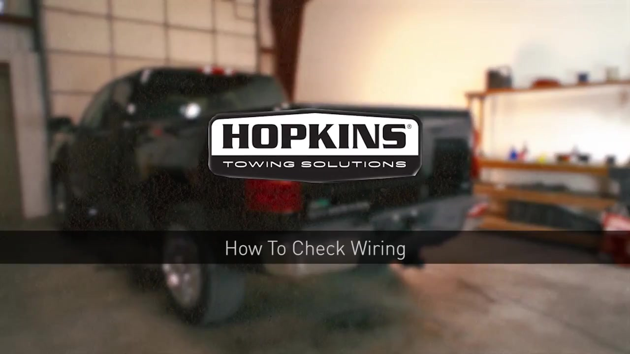 hopkins manufacturing how to check wiring trailer wiring