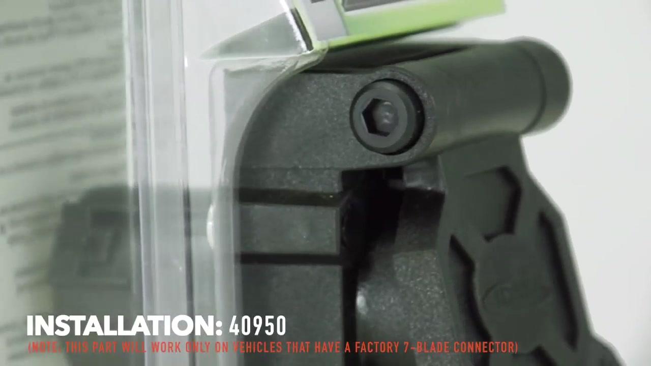 Hopkinsinstallation Of Trailer Connector (40950) » Video  O'reilly Auto  Parts